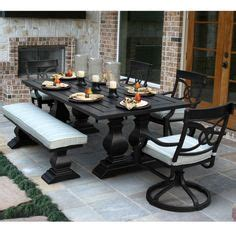 rust proof patio furniture hanamint grand tuscany collection rust proof cast