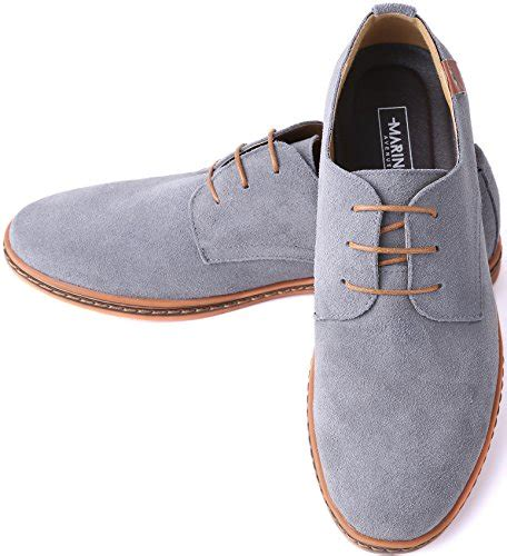 mens light grey dress shoes marino suede oxford dress shoes for business casual