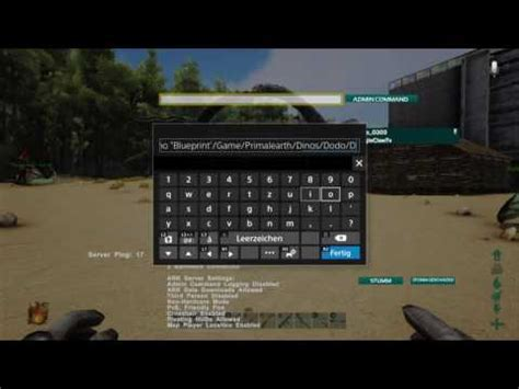 ark survival pc ps4 xbox one wiki cheats guide unofficial books how to get ark command to spawn a giganotosaurus ark