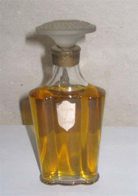 Parfum Classic jean d albret ecusson perfume quirkyfinds vintage