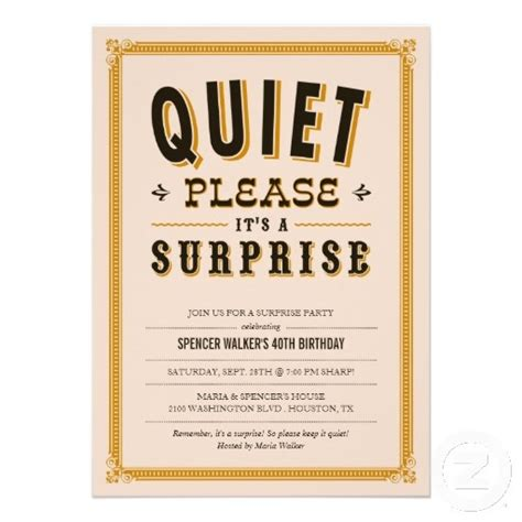 surprise anniversary party invitation wording party invitations
