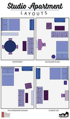 layout guide definition 17 ideas for decorating small apartments tiny spaces