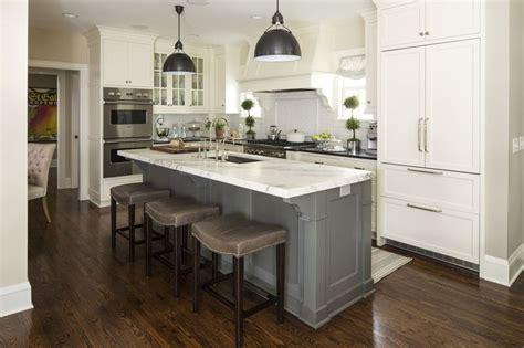grey kitchen island beautiful gray kitchens