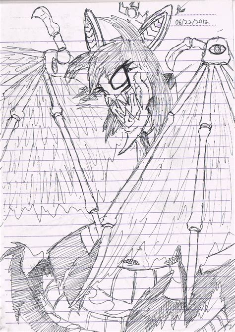 doodle wrath doodle sinnequin of wrath released by ankaa phoenicis on