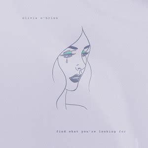 Find Looking For O Brien Tous Les Albums Et Les Singles
