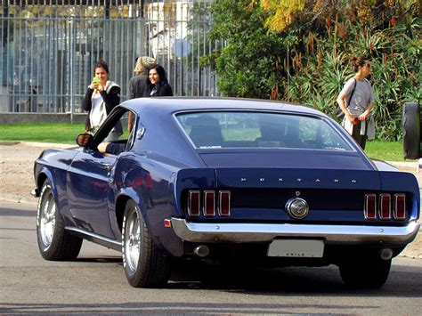 mustang fastback history 1969 ford mustang fastback history