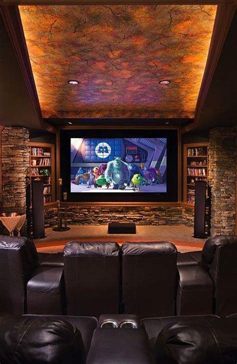 home theater design toronto basement ideas