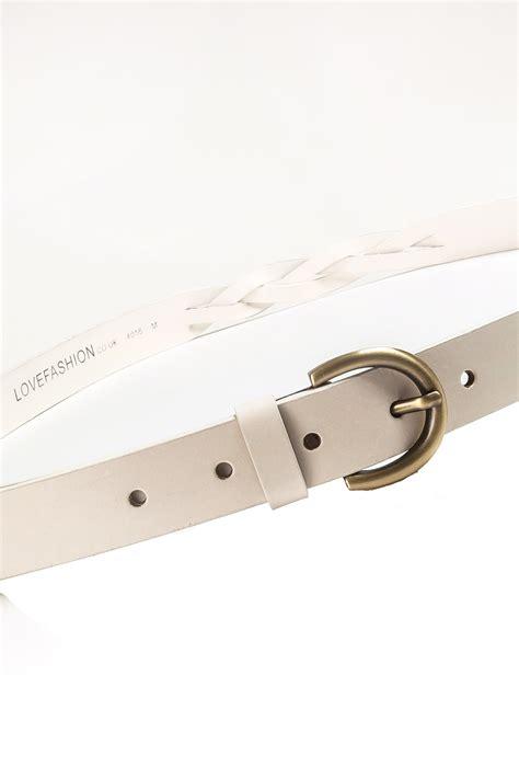 plus size belts womens faux leather criss cross