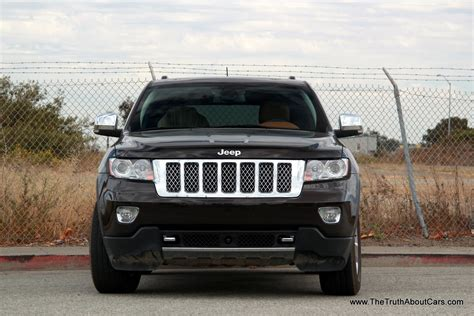 jeep grand cherokee overland review 2013 jeep grand cherokee overland summit the