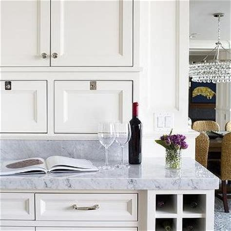 Built In Wine Rack In Kitchen Cabinets by Built In Wine Rack Design Ideas