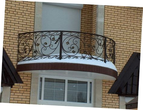 Balcony Grill Design House Trend Home Design And Decor