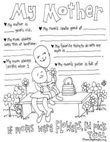 mothers day pictures to colour s day coloring pages skip to my lou