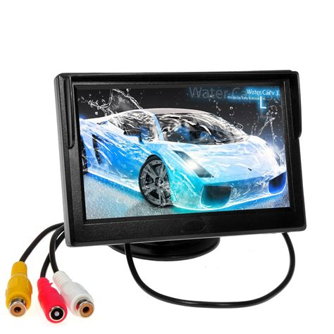Monitor Lcd Hd eincar hd 5 inch tft lcd car monitor new sale lcd display touch screen