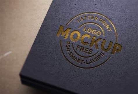 tattoo mockup photoshop templates free paper letterpress logo mockup psd graphicsfuel