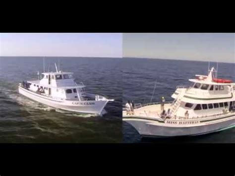 outer banks head boats outer banks fishing on the miss hatteras cap n clam head