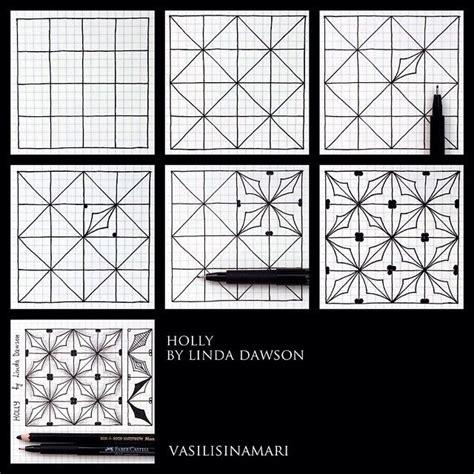 pattern theory tutorial 1000 images about zentangle 4 on pinterest mandalas