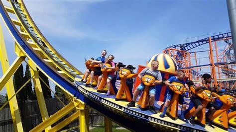 Top 10 Amusement Park Rides by Seabreeze Amusement Park Top Ten Rides