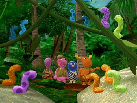 Backyardigans Worm Image Vlcsnap 2013 06 13 19h34m02s24 Png The