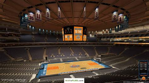 msg section 1 madison square garden