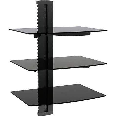Dvd Wall Mount Shelf by Ematic 3 Shelf Dvd Player Wall Mount Walmart