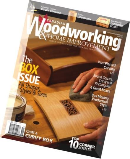 canadian woodworking magazines woodworking forums canadian woodworking magazine