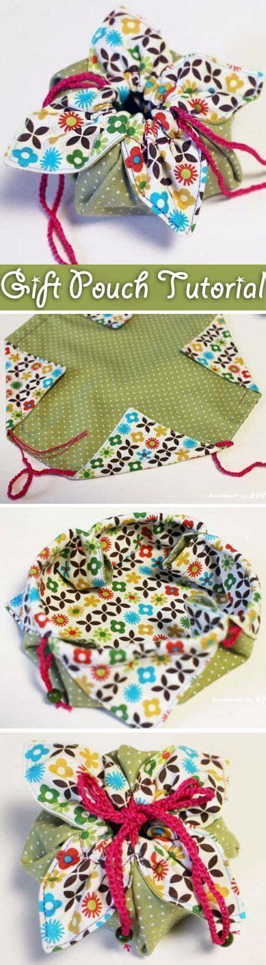 fabric crafts gifts 25 best ideas about fabric gift bags on small