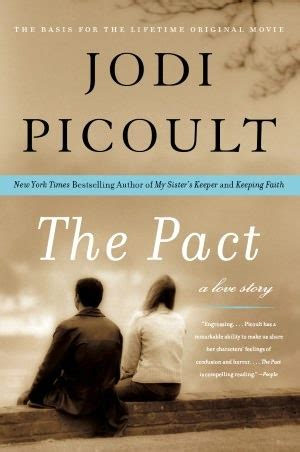 libro in inglese the pact di jodi picoult 99 best book club kits images on books to read libros and reading