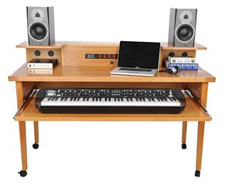 Songcraft Station Debuts New Studio Desk Designs Home Studio Desk Design