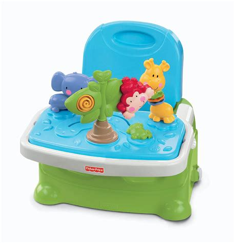 Fisher-Price Discover 'n Grow Busy Baby Booster | BabyCenter