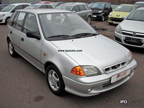 Suzuki Justy 2002 Suzuki Subaru Justy 4wd All Wheel Identical T 220 V 12