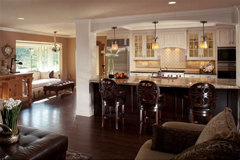 kitchen and living room designs kitchen and living room design the best tips applying open