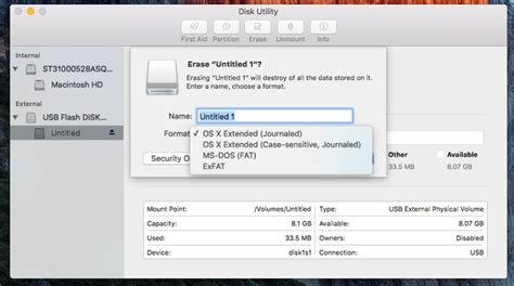 format external hard drive mac for large files how to format a storage drive for mac how to format usb