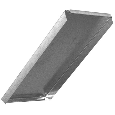 10 duct cap imperial 8x10 inch duct cap rectangular the home depot