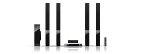 htz bd  blu ray home theater system  tower