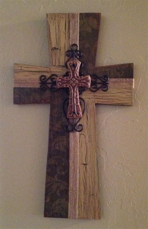 Handcrafted Wooden Crosses - handcrafted wooden cross
