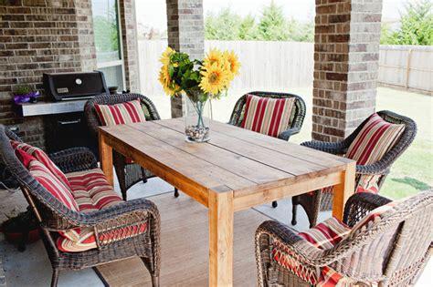 Patio Table Dallas Outdoor Furniture Mediterranean Outdoor Dining Tables