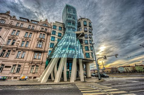 dancing house the dancing house prague vlado milunić frank gehry 1996