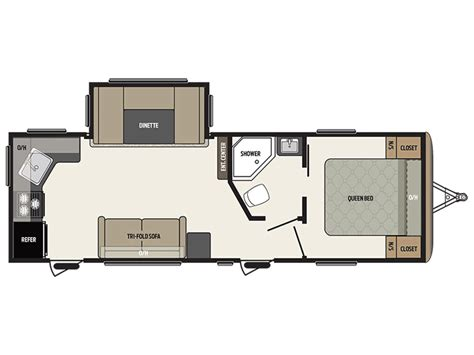 springdale travel trailer floor plans keystone springdale floor plans model comparison