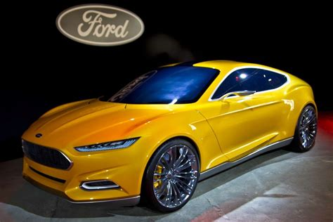 Concept Cars Ford by Ford Concept Cars 2014
