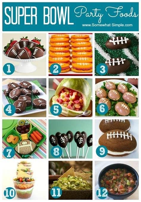 25 favorite super bow food recipes big game gaming and food