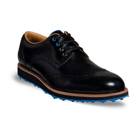 2014 callaway master staff brogue golf shoes mens black
