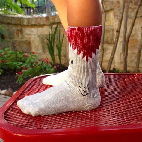 paint your own shark socks morena s corner