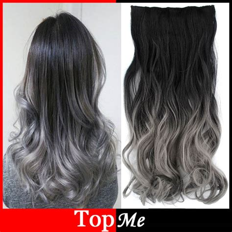 women hair extensions phoenix arizona new women hair extensions black grey high tempreture