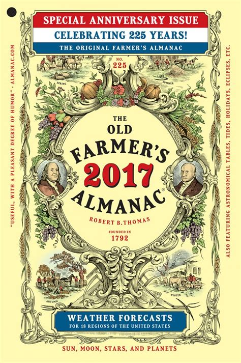 old farmer s almanac hits two and a quarter freeport press