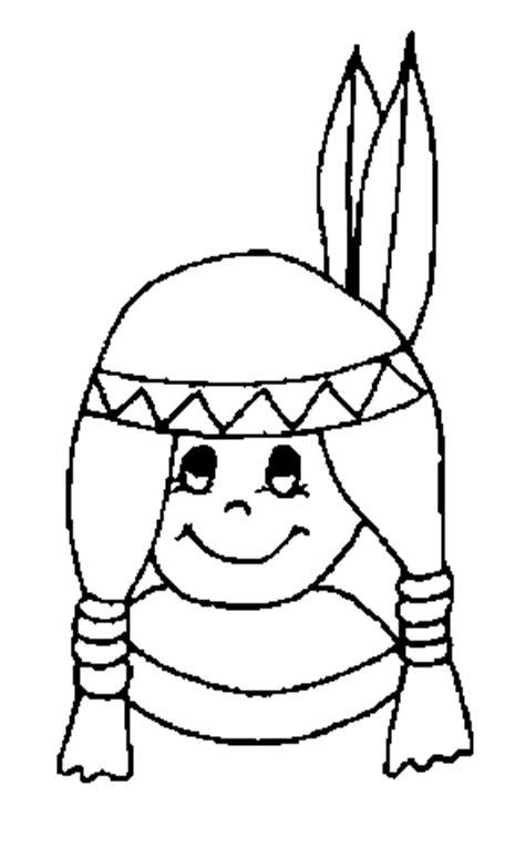 imagenes para colorear indios indios dibujos para colorear dibujos1001 com