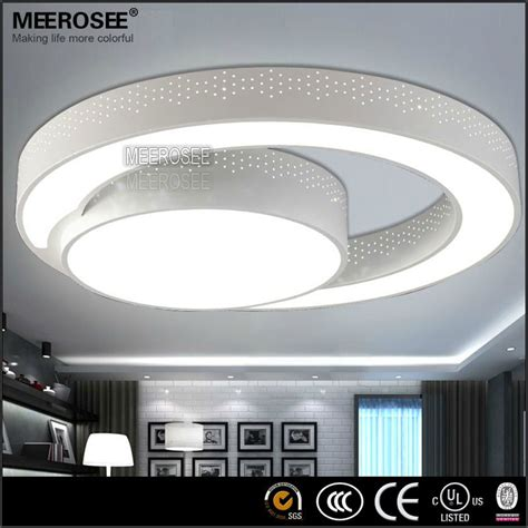 64w modern led ceiling light modern led ceiling light fixture flush mounted acrylic ring light lustres ceiling lighting 2
