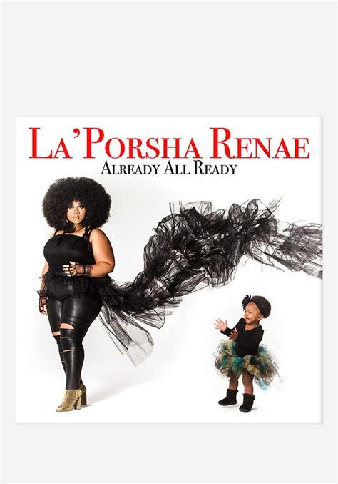 Home Ready Address Lookup La Porsha Already All Ready With Autographed Cd Booklet Newbury Comics