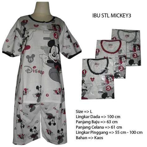 baju tidur murah karakter mickey3 hanya rp 35 000 00