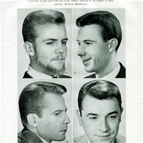 Brylcreem Hairstyles by Brylcreem Hair Styles Mens Hair In General The Cat S