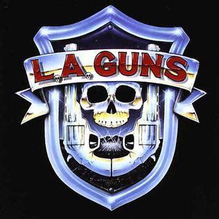 album la guns l a guns album